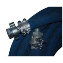 Compressor air hoses