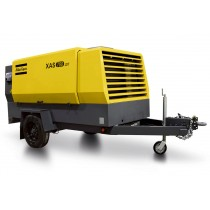 Atlas Copco Portable Air Compressor XAS750 JD7 T3